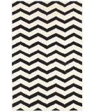 RugStudio presents Rizzy Vicki Payne Vp8463 Black Hand-Tufted, Good Quality Area Rug