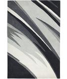 RugStudio presents Rizzy Colours CL-1677 Black Hand-Tufted, Good Quality Area Rug