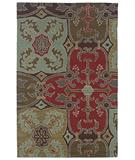 RugStudio presents Rizzy Country CT-909 Beige Hand-Tufted, Good Quality Area Rug