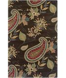 RugStudio presents Rizzy Destiny DT-919 Brown Hand-Tufted, Good Quality Area Rug