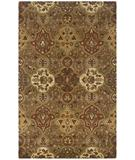 RugStudio presents Rizzy Destiny DT-1024 Brown Hand-Tufted, Good Quality Area Rug
