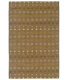 RugStudio presents Rizzy Swirl SW-450 Brown Flat-Woven Area Rug