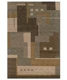 RugStudio presents Rizzy Tango TA-396 Brown Hand-Knotted, Good Quality Area Rug