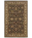 RugStudio presents Rizzy Volare VO-1145 Brown-Beige Hand-Tufted, Good Quality Area Rug