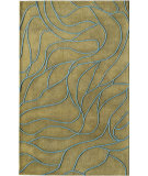 RugStudio presents Rugs America Urban 2540A Sage Hand-Tufted, Good Quality Area Rug