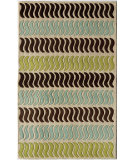 RugStudio presents Famous Maker Tufted 54980 Poolside Hand-Tufted, Good Quality Area Rug