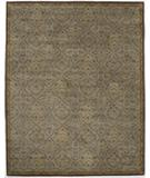 RugStudio presents Rugs America Dynasty 2305B Royal Blue Hand-Tufted, Good Quality Area Rug