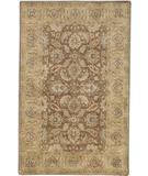 RugStudio presents Famous Maker Tufted 43100 Caramel Brown Hand-Tufted, Good Quality Area Rug