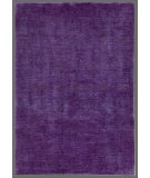 RugStudio presents Rugstudio Overdyed 449421-616 Purple Hand-Knotted, Good Quality Area Rug
