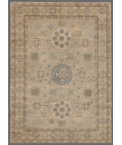 RugStudio presents Rugstudio Kotan 458068-616 Gold / Beige Hand-Knotted, Good Quality Area Rug