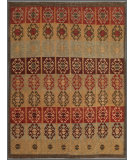 RugStudio presents Rugstudio Maimana Kilims 458275-616 Hand-Knotted, Good Quality Area Rug