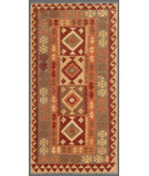 RugStudio presents Rugstudio Maimana Kilims 458284-616 Hand-Knotted, Better Quality Area Rug