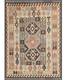 RugStudio presents Rugstudio Maimana Kilims 458990-616 Hand-Knotted, Good Quality Area Rug