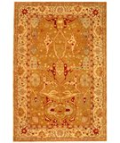 RugStudio presents Safavieh Anatolia AN515A Straw / Ivory Hand-Tufted, Best Quality Area Rug