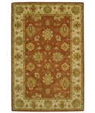 RugStudio presents Safavieh Bergama BRG133A Assorted / Ivory Hand-Tufted, Best Quality Area Rug