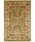 RugStudio presents Safavieh Classic CL239D Light Green / Ivory Hand-Tufted, Good Quality Area Rug
