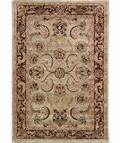 RugStudio presents Safavieh Classic CL326A Light Green / Red Hand-Tufted, Best Quality Area Rug