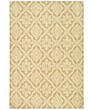 RugStudio presents Rugstudio Sample Sale 49805R Creme Hand-Hooked Area Rug