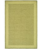 RugStudio presents Safavieh DuraRug EZC427C Green Hand-Hooked Area Rug