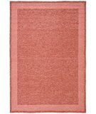 RugStudio presents Rugstudio Sample Sale 49808R Red Hand-Hooked Area Rug