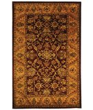 RugStudio presents Safavieh Golden Jaipur GJ250C Burgundy / Gold Hand-Tufted, Best Quality Area Rug