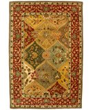 RugStudio presents Safavieh Heritage HG111A Multi Hand-Tufted, Good Quality Area Rug