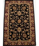 RugStudio presents Safavieh Heritage HG112A Black / Red Hand-Tufted, Good Quality Area Rug