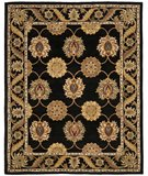 RugStudio presents Safavieh Heritage HG314A Black Hand-Tufted, Good Quality Area Rug