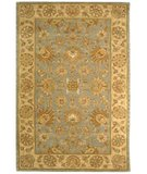 RugStudio presents Safavieh Heritage HG343B Blue / Beige Hand-Tufted, Good Quality Area Rug