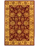 RugStudio presents Safavieh Heritage HG343C Red / Gold Hand-Tufted, Good Quality Area Rug