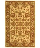 RugStudio presents Safavieh Heritage HG343D Ivory / Brown Hand-Tufted, Good Quality Area Rug