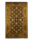 RugStudio presents Safavieh Heritage HG586A Cola / Gold Hand-Tufted, Good Quality Area Rug