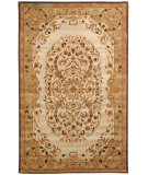 RugStudio presents Safavieh Heritage HG640A Beige / Green Hand-Tufted, Best Quality Area Rug