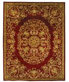 RugStudio presents Safavieh Heritage HG640C Red Hand-Tufted, Best Quality Area Rug