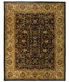 RugStudio presents Safavieh Heritage HG644A Charcoal / Beige Hand-Tufted, Best Quality Area Rug