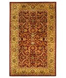 RugStudio presents Safavieh Heritage HG644B Red / Gold Hand-Tufted, Better Quality Area Rug
