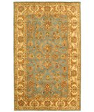 RugStudio presents Safavieh Heritage HG811B Blue / Beige Hand-Tufted, Best Quality Area Rug