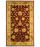 RugStudio presents Safavieh Heritage HG813A Red / Gold Hand-Tufted, Good Quality Area Rug