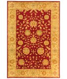 RugStudio presents Safavieh Heritage HG813A Red / Gold Hand-Tufted, Best Quality Area Rug