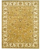 RugStudio presents Safavieh Heritage HG816A Mocha / Ivory Hand-Tufted, Best Quality Area Rug