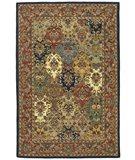 RugStudio presents Safavieh Heritage HG911A Multi / Burgundy Hand-Tufted, Best Quality Area Rug