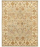 RugStudio presents Safavieh Heritage HG959A Light Green / Beige Hand-Tufted, Better Quality Area Rug