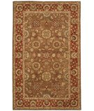RugStudio presents Safavieh Heritage HG963A Beige / Rust Hand-Tufted, Better Quality Area Rug