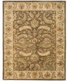 RugStudio presents Safavieh Heritage HG964A Green / Beige Hand-Tufted, Better Quality Area Rug
