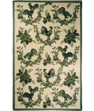 RugStudio presents Safavieh Chelsea HK262C Grey Hand-Hooked Area Rug