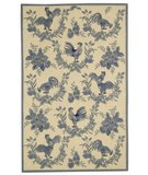 RugStudio presents Safavieh Chelsea HK262D Blue Hand-Hooked Area Rug