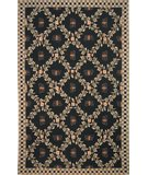 RugStudio presents Safavieh Chelsea HK55B Black Hand-Hooked Area Rug