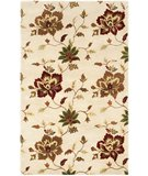 RugStudio presents Safavieh Jardin JAR811A Ivory / Multi Hand-Tufted, Better Quality Area Rug