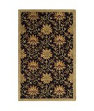 RugStudio presents Safavieh Jardin JAR954A Chocolate / Beige Hand-Tufted, Good Quality Area Rug