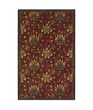 RugStudio presents Safavieh Jardin JAR955A Red / Multi Hand-Tufted, Good Quality Area Rug